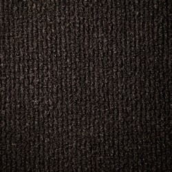 Teppichboden Rips schwarz