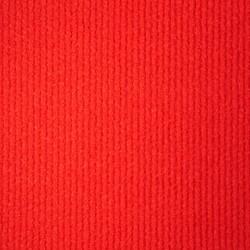Teppichboden Rips rot
